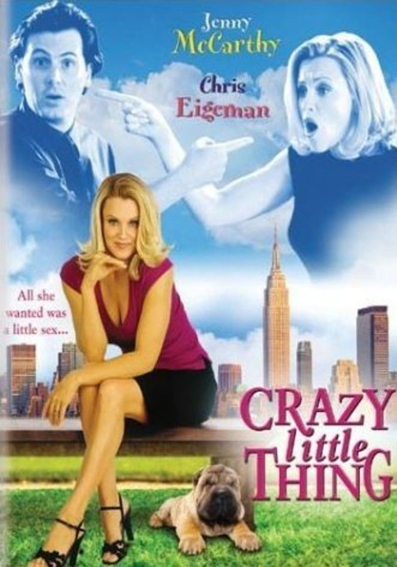 Crazy Little Thing movie poster