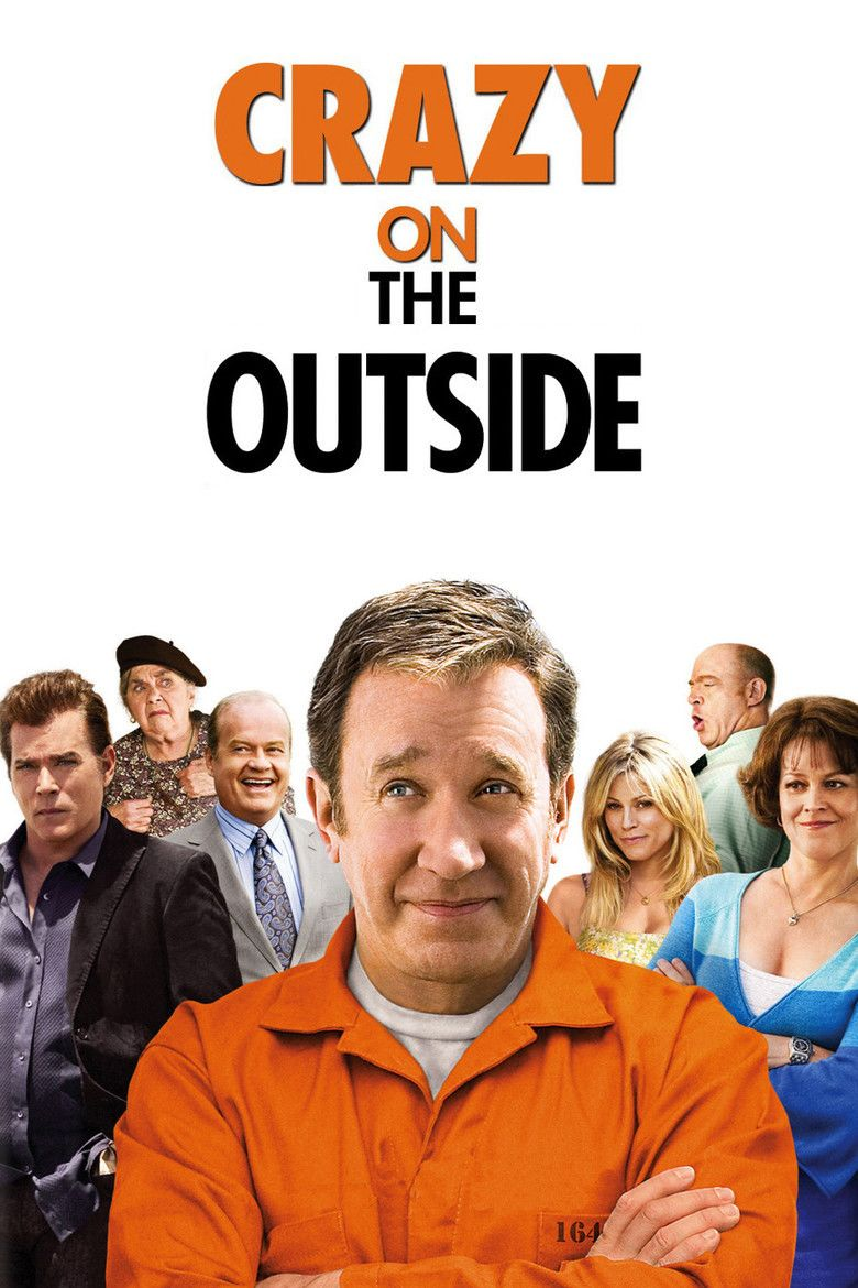 Crazy on the Outside movie poster