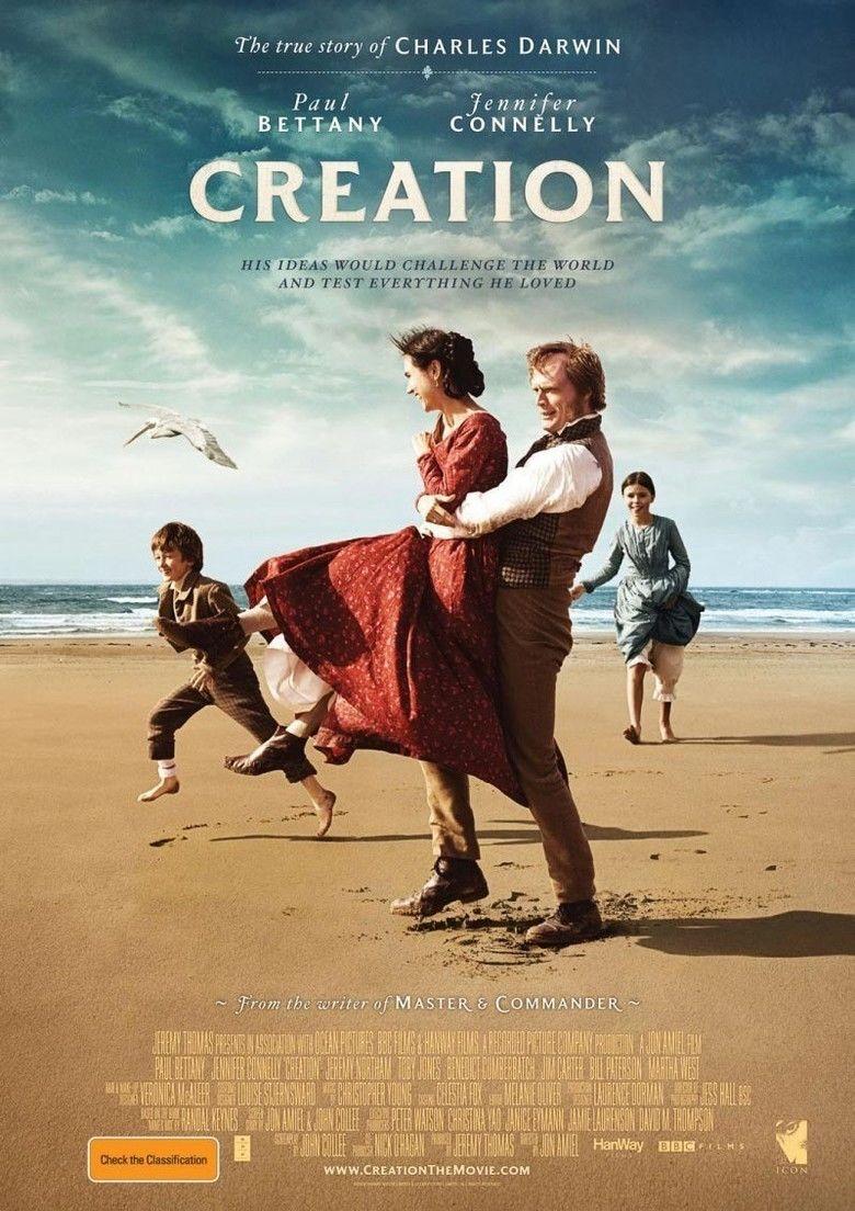 Creation (2009 film) movie poster