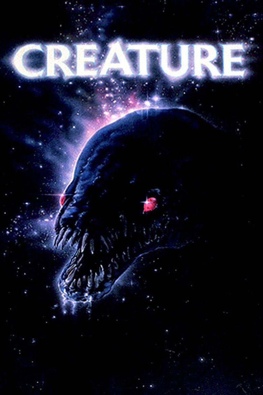 Creature (1985 film) movie poster