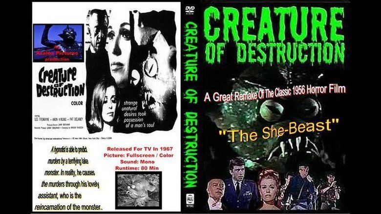 Creature of Destruction movie scenes