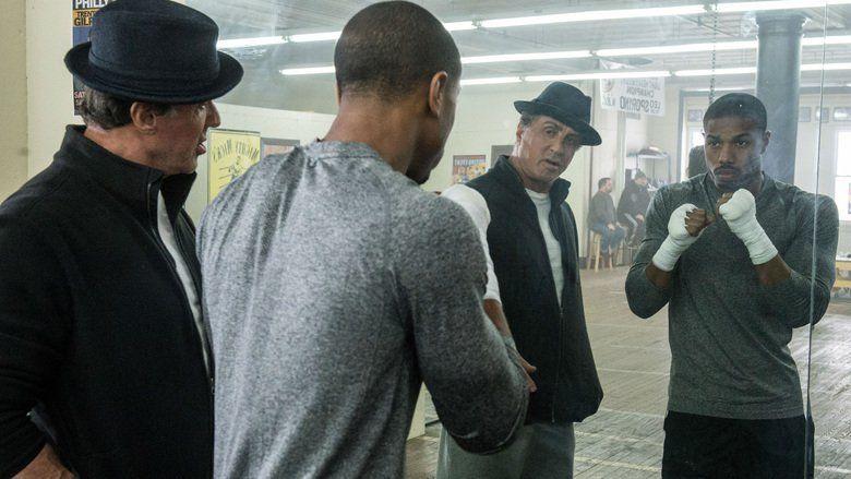 Creed (film) movie scenes