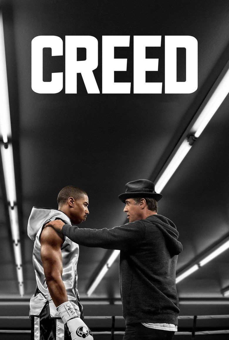 Creed (film) movie poster
