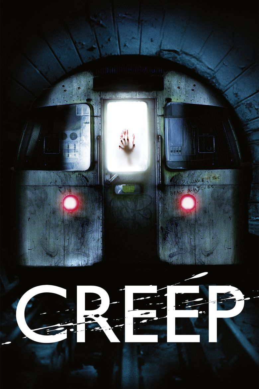 Creep (2004 film) movie poster
