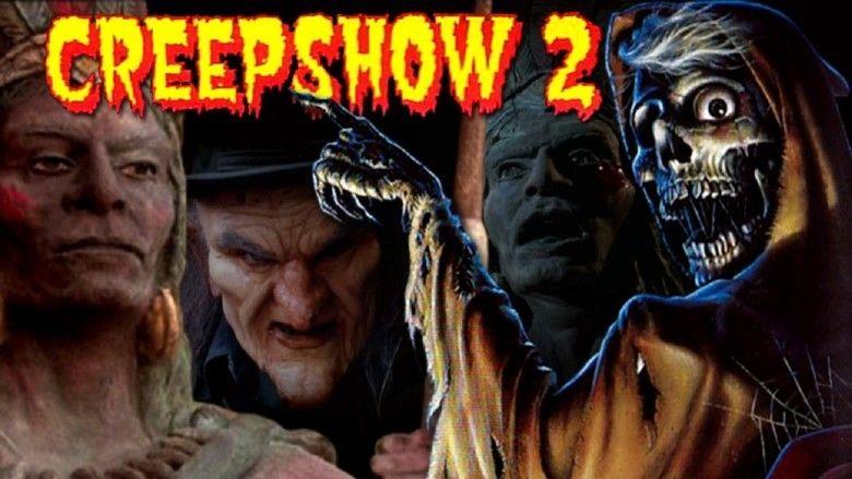 Creepshow 2 movie scenes