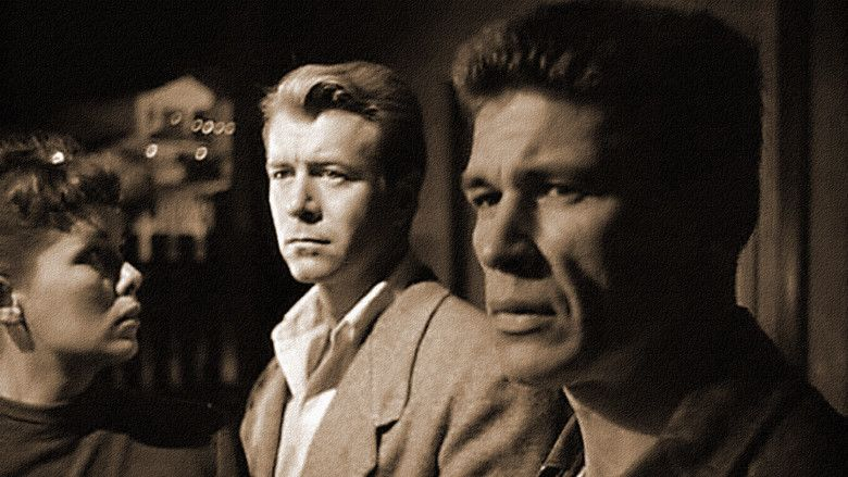 Crime Wave (1954 film) movie scenes