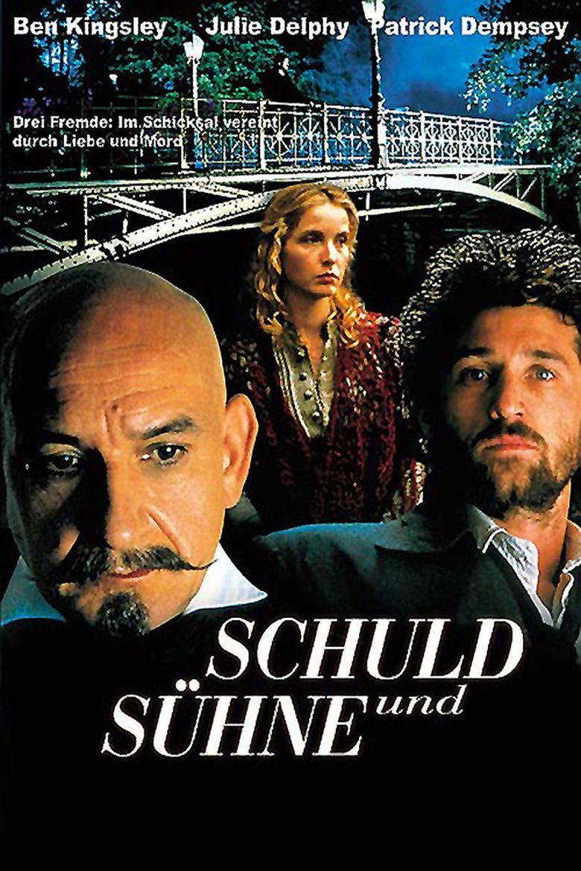 Crime and Punishment (1998 film) movie poster