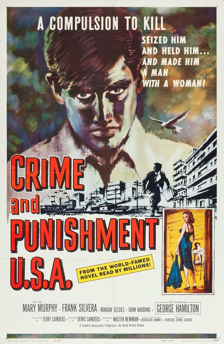 Crime and Punishment USA movie poster