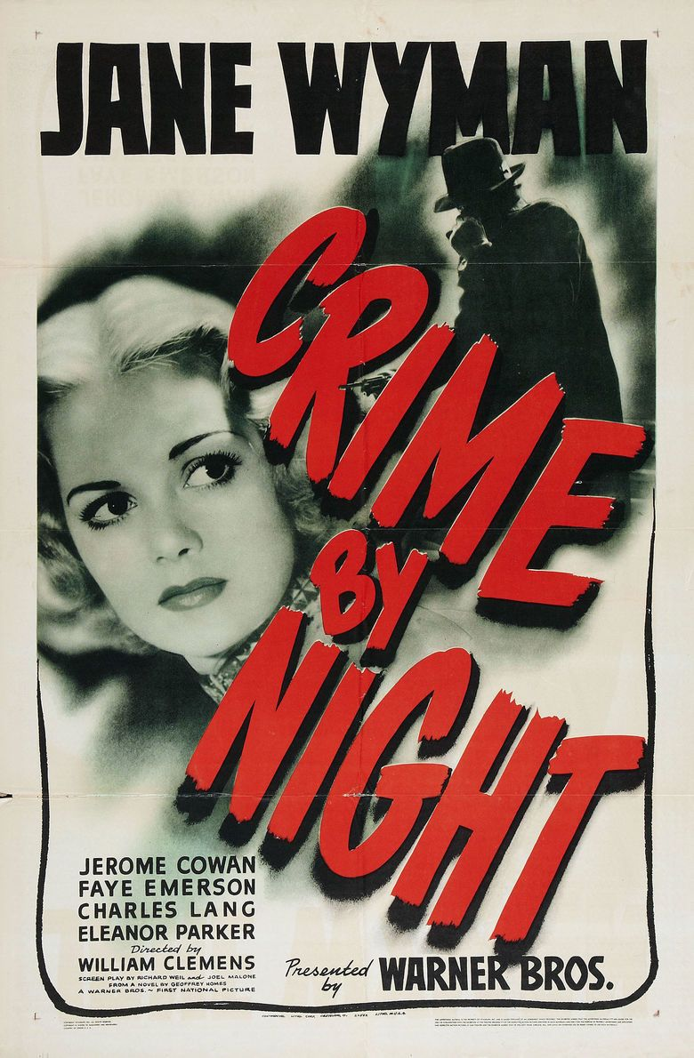 Crime by Night movie poster