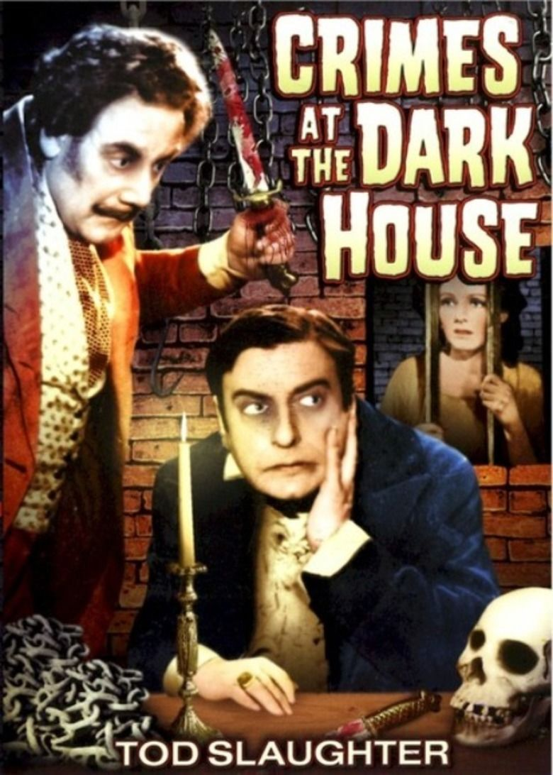 Crimes at the Dark House movie poster