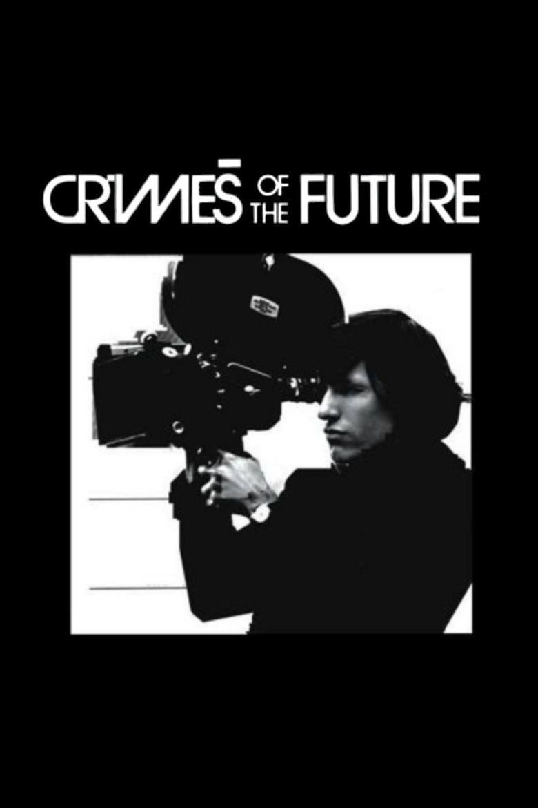 Crimes of the Future movie poster