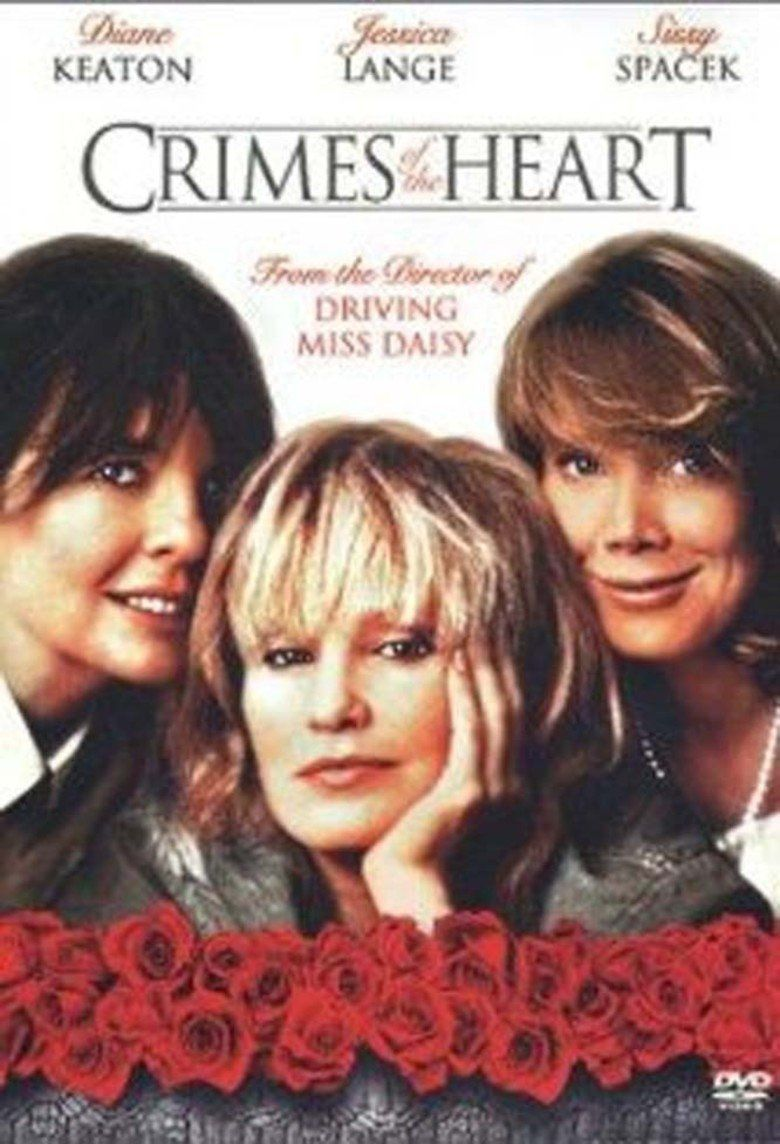 Crimes of the Heart (film) movie poster