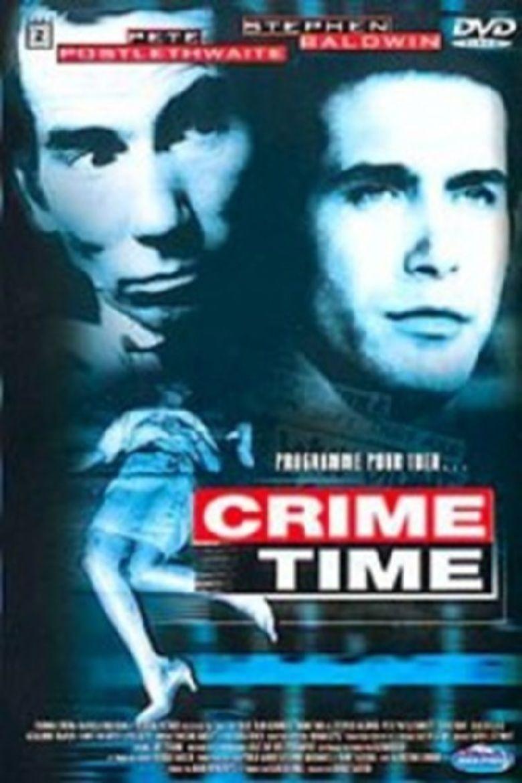 Crimetime (film) movie poster