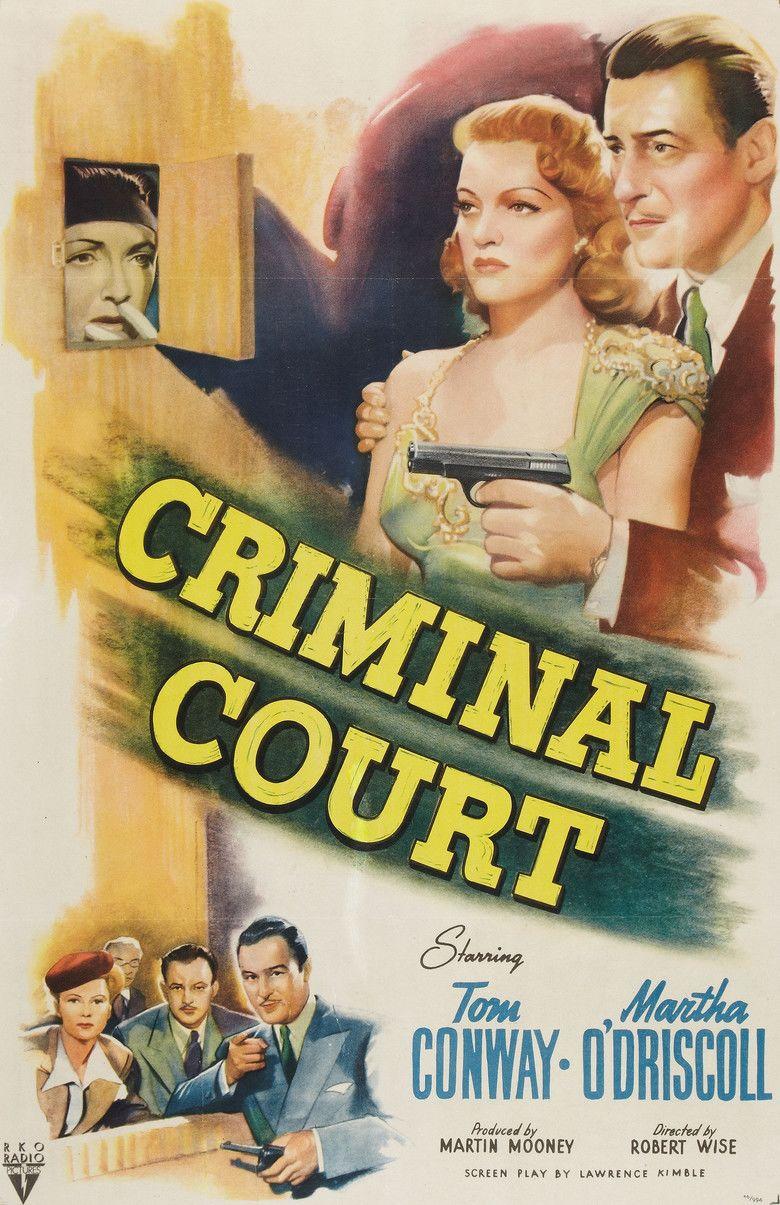 Criminal Court movie poster