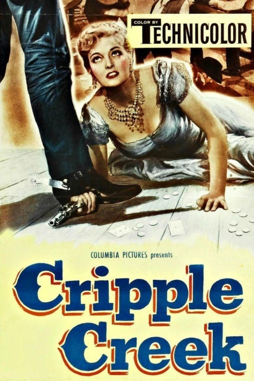 Cripple Creek (film) movie poster