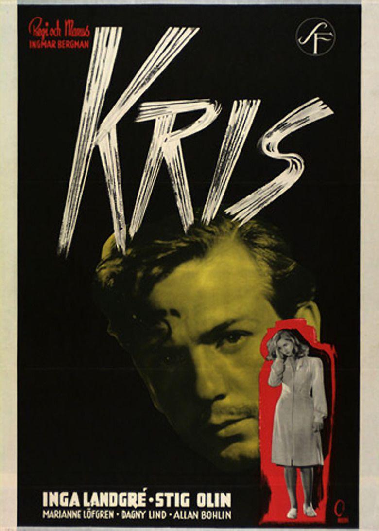 Crisis (1946 film) movie poster