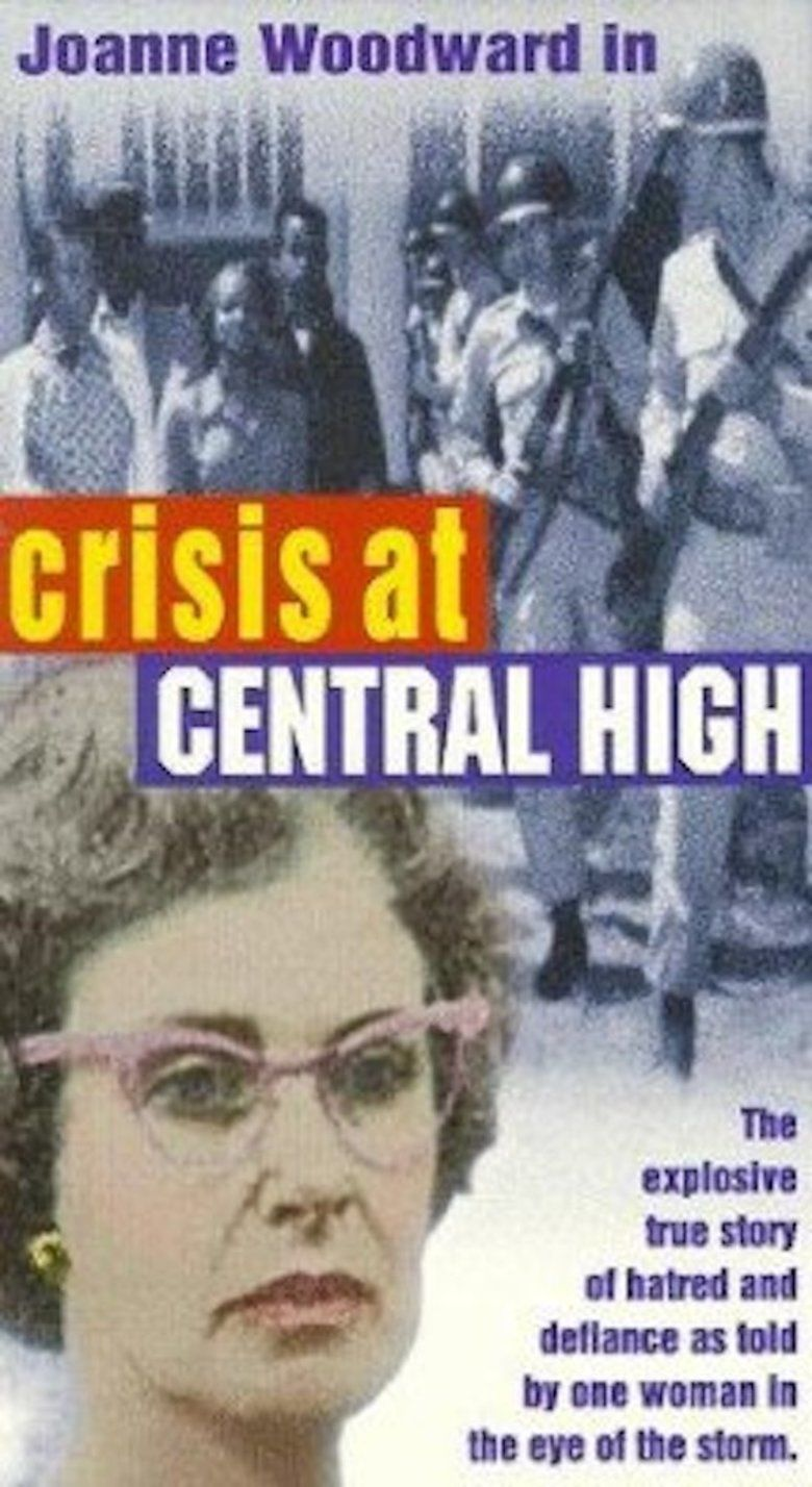 Crisis at Central High movie poster