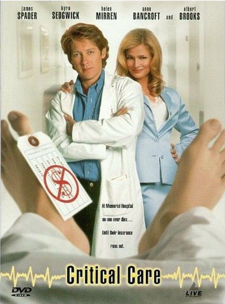 Critical Care (film) movie poster