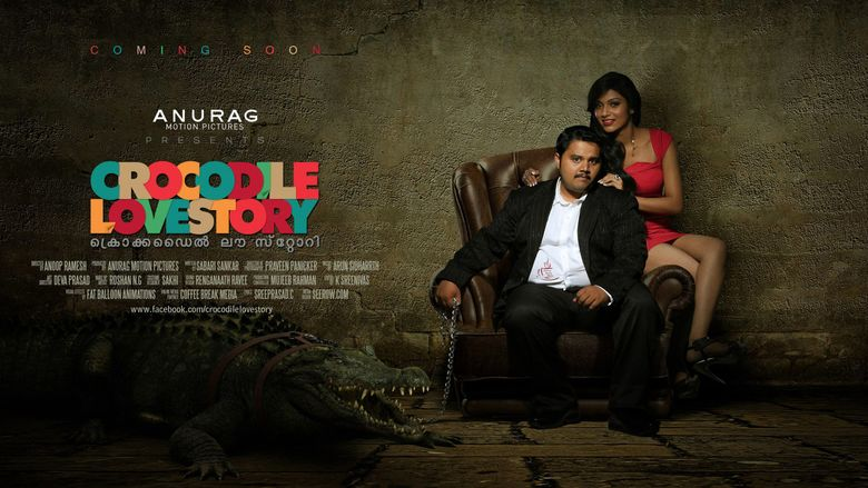 Crocodile Love Story movie scenes