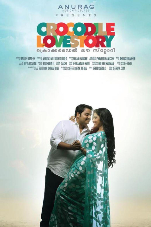 Crocodile Love Story movie poster