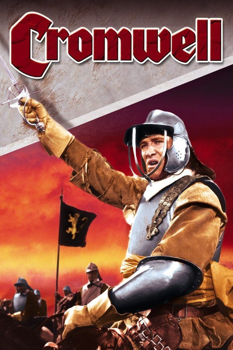 Cromwell (film) movie poster