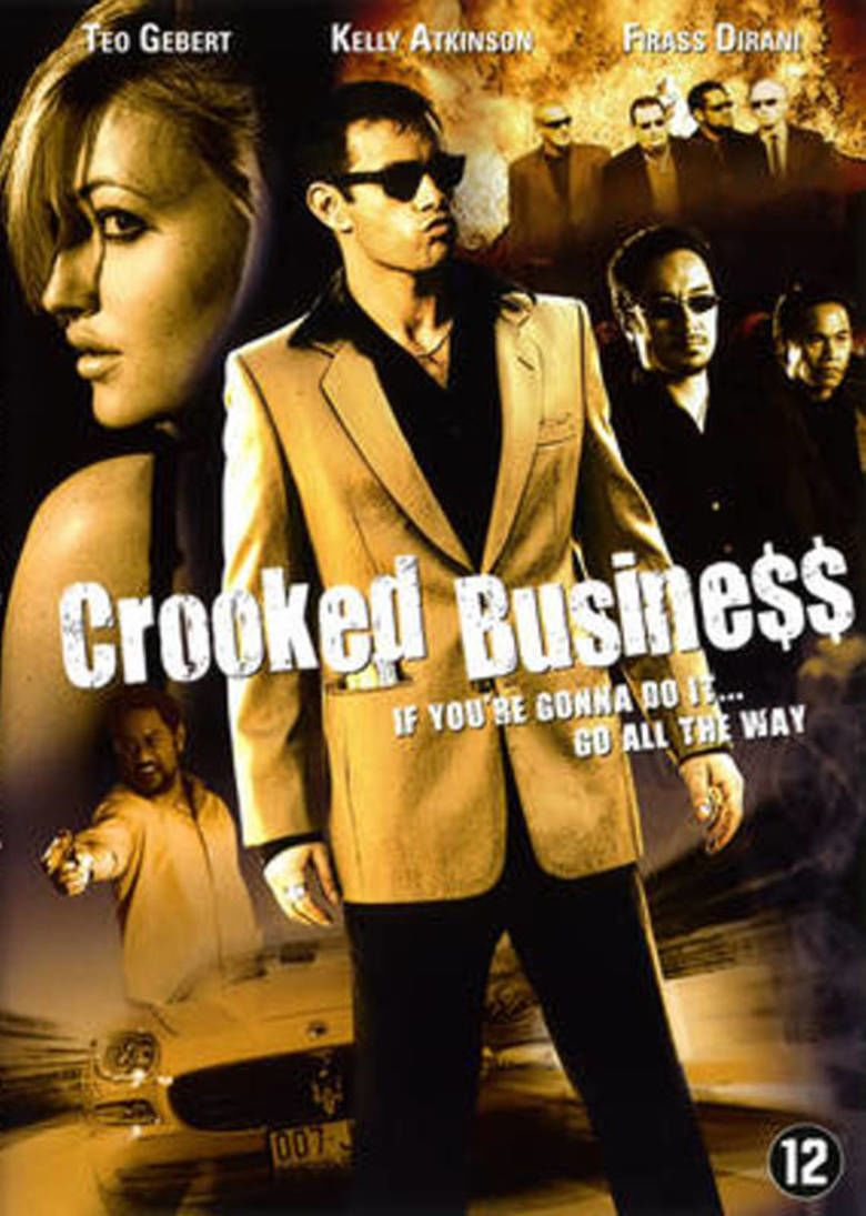 Crooked Business movie poster