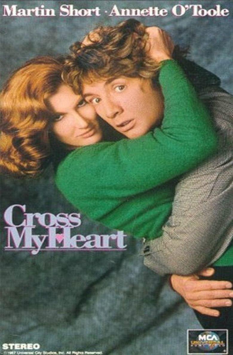 Cross My Heart (1987 film) movie poster