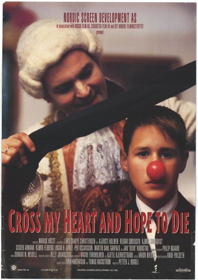 Cross My Heart and Hope to Die (film) movie poster