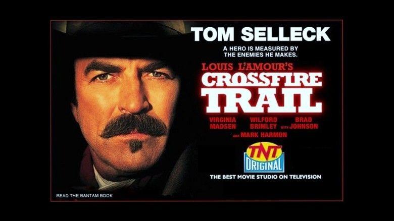 Crossfire Trail movie scenes