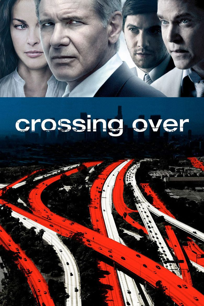 Crossing Over (film) movie poster