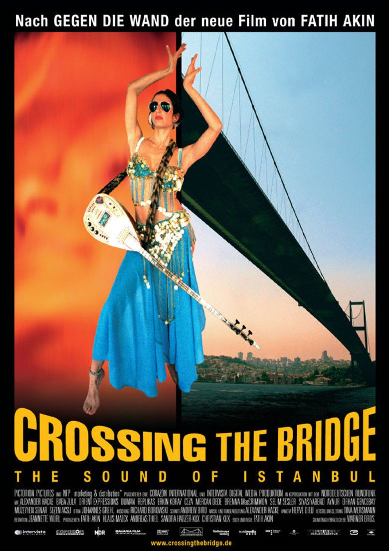 Crossing the Bridge: The Sound of Istanbul movie poster