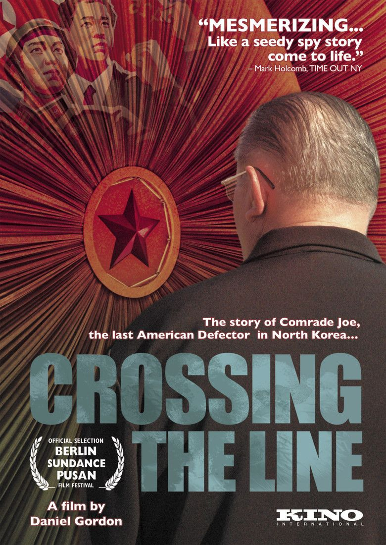 Crossing the Line (2006 film) movie poster