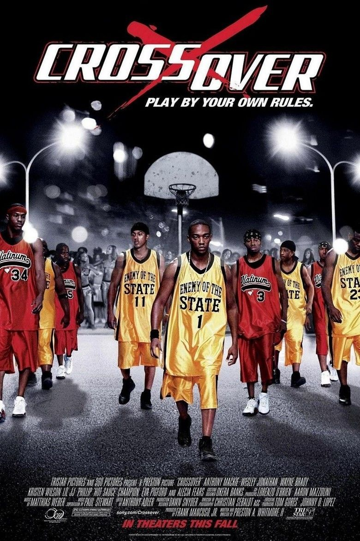 Crossover (2006 film) movie poster