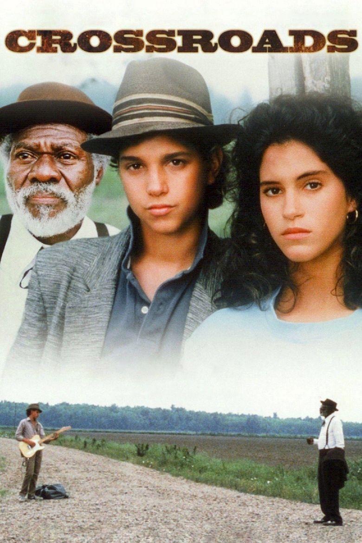 Crossroads (1986 film) movie poster