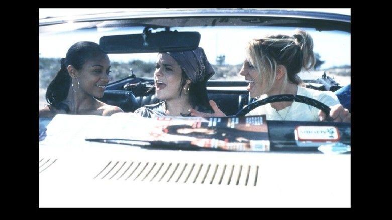 Crossroads (2002 film) movie scenes