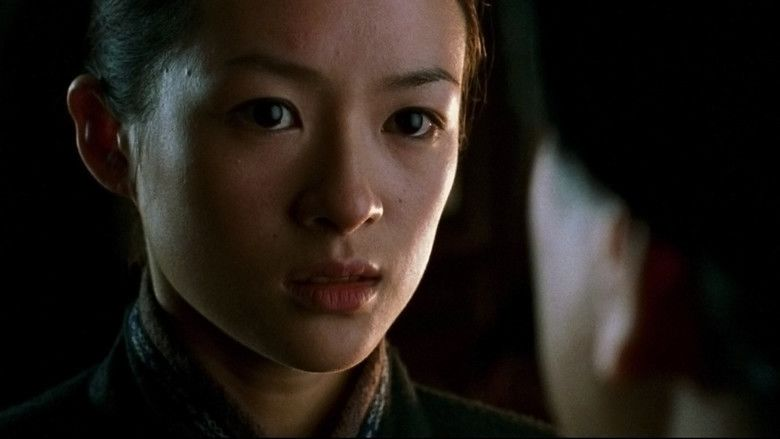 Crouching Tiger, Hidden Dragon movie scenes