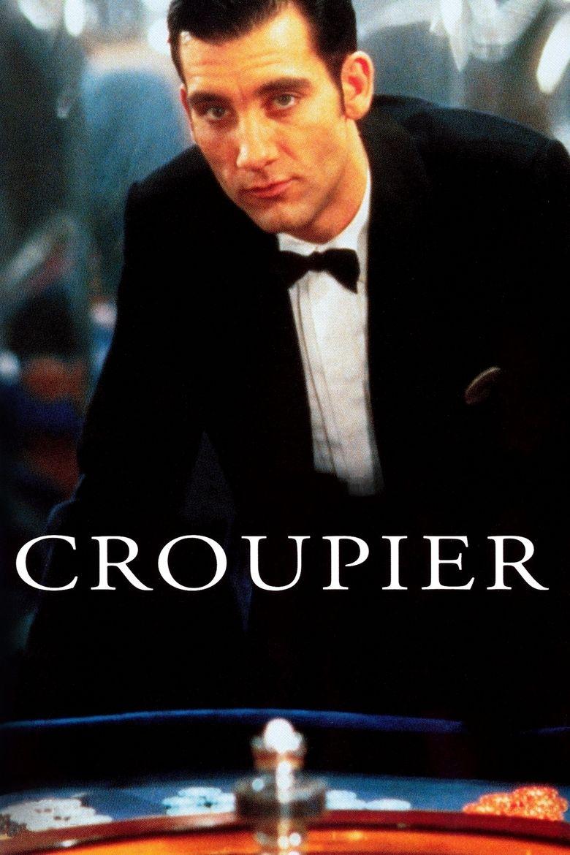 Croupier (film) movie poster