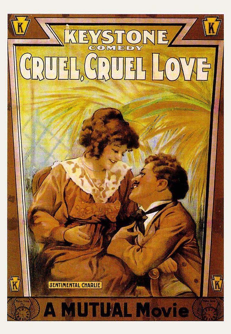 Cruel, Cruel Love movie poster