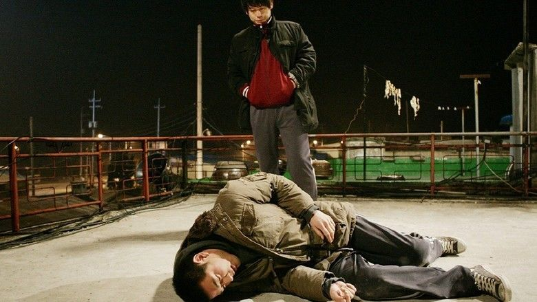 Cruel Winter Blues movie scenes
