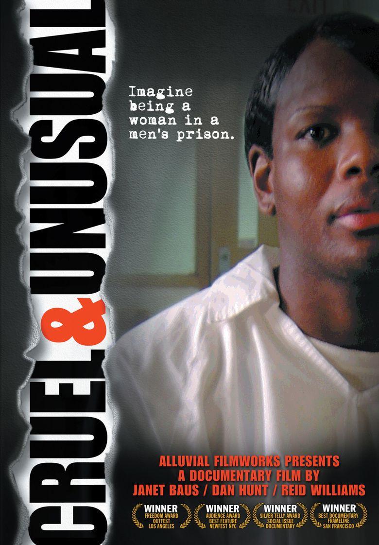 Cruel and Unusual (film) movie poster