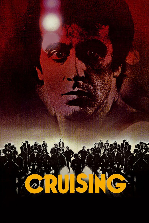 Cruising (film) movie poster