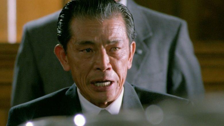 Crying Freeman (film) movie scenes