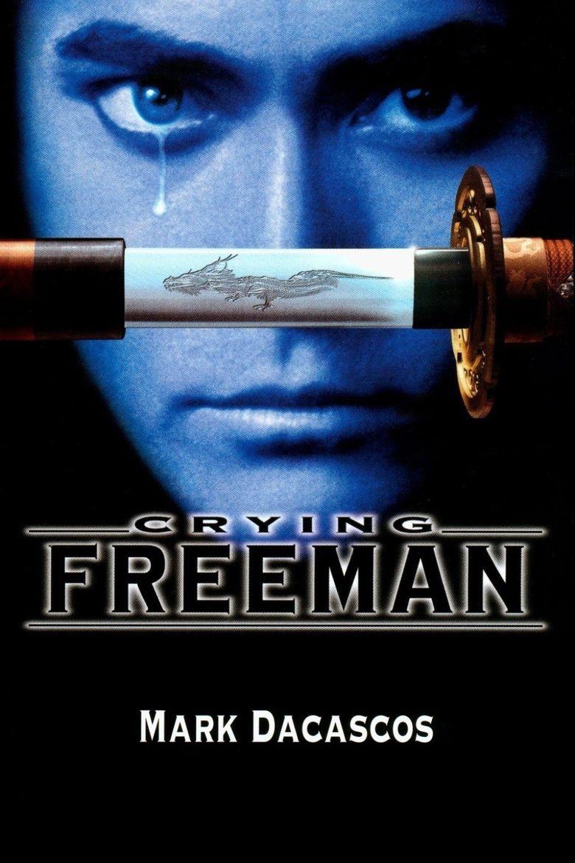 Crying Freeman (film) movie poster