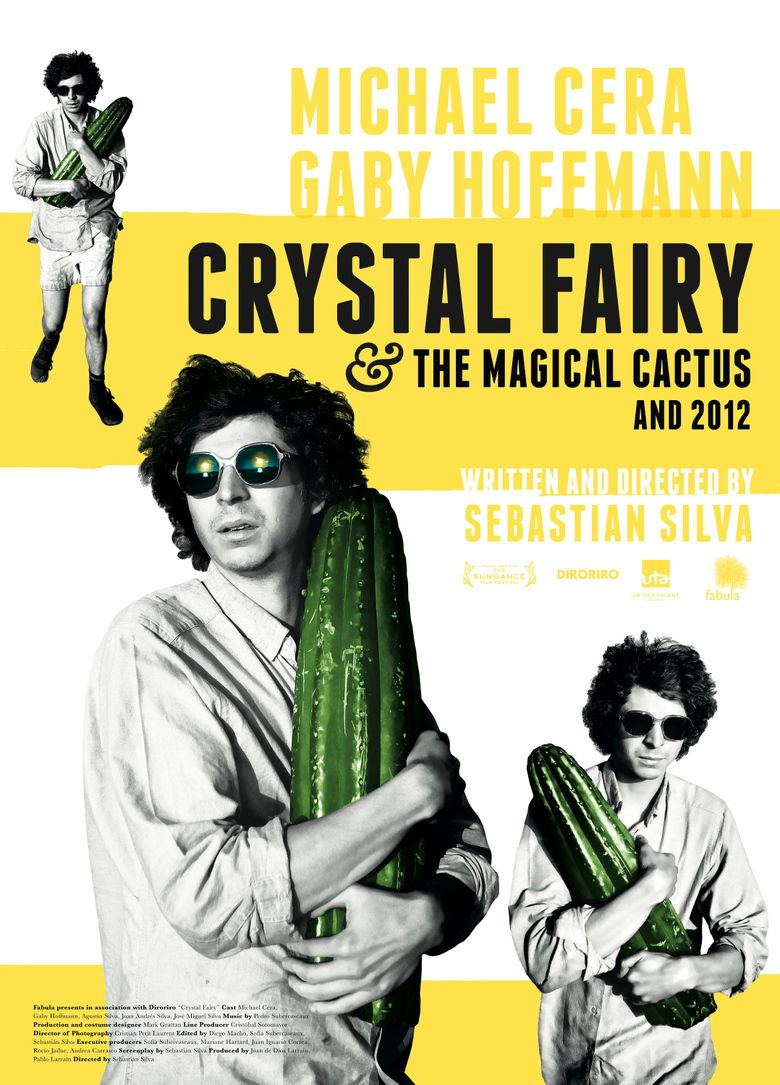 Crystal Fairy and the Magical Cactus movie poster