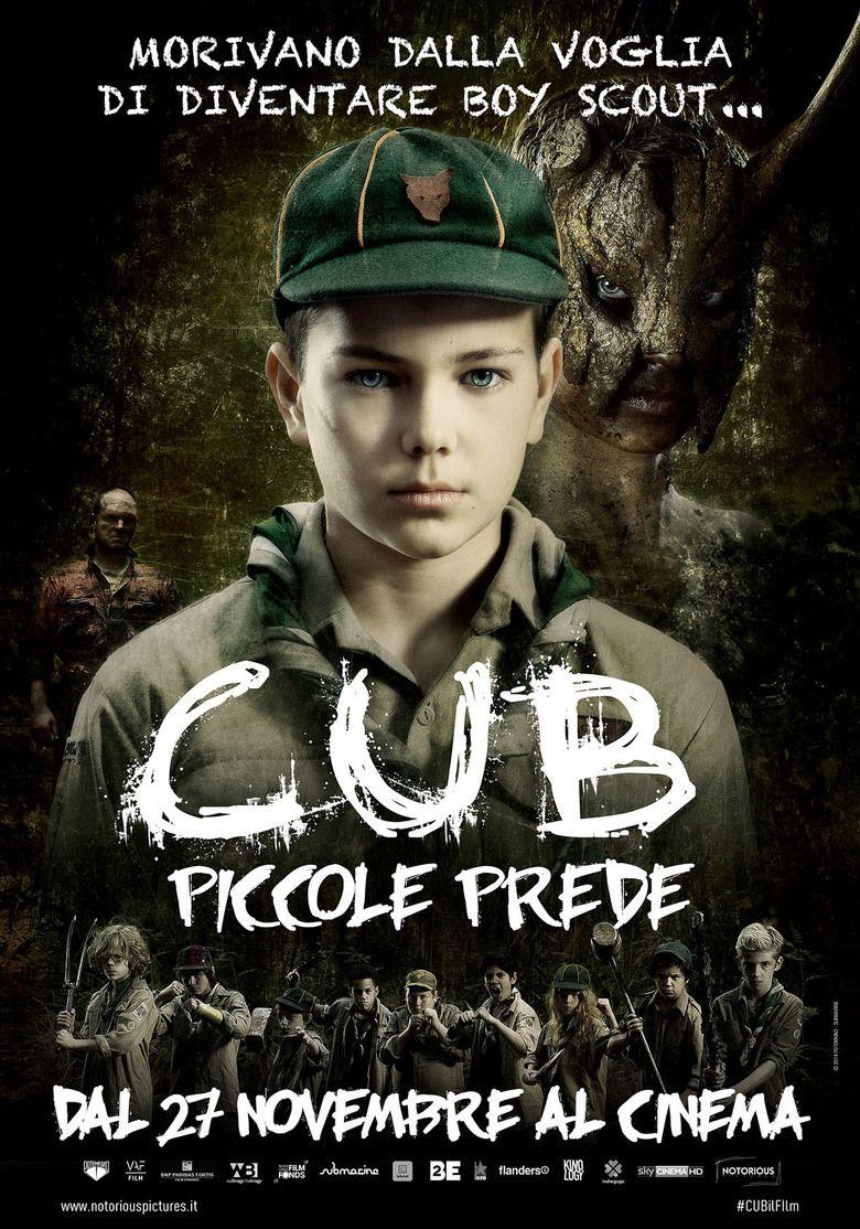 Cub (film) movie poster