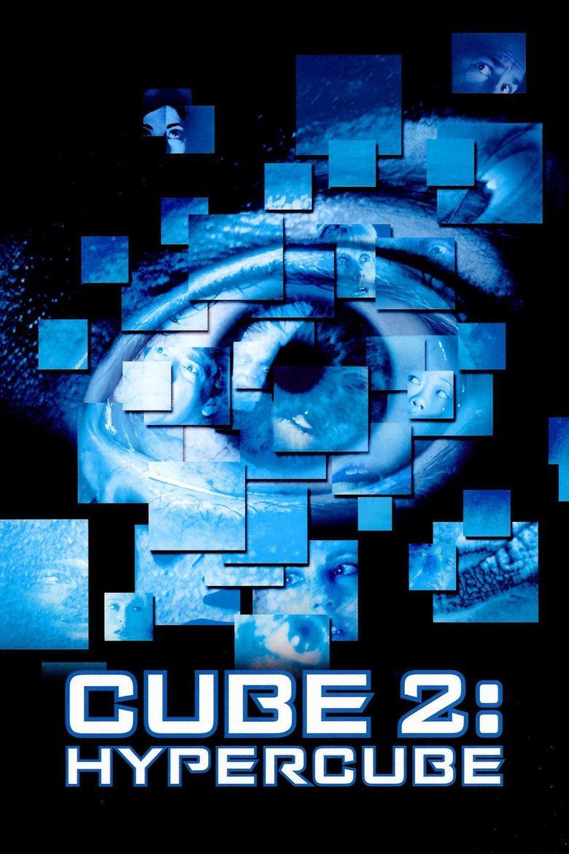 Cube 2: Hypercube movie poster