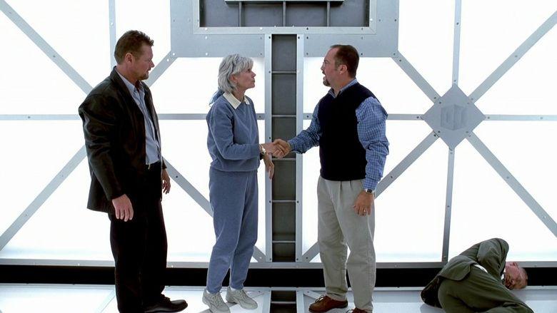Cube 2: Hypercube movie scenes