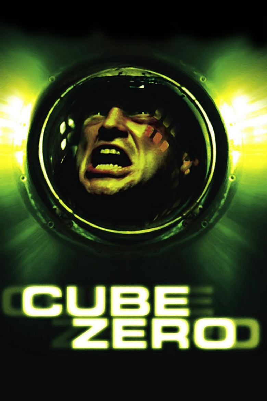 Cube Zero movie poster