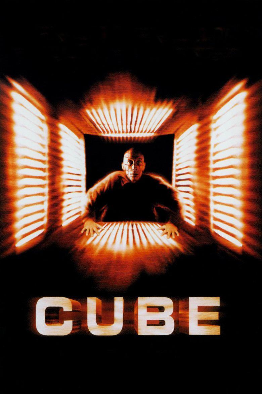 Cube (film) movie poster