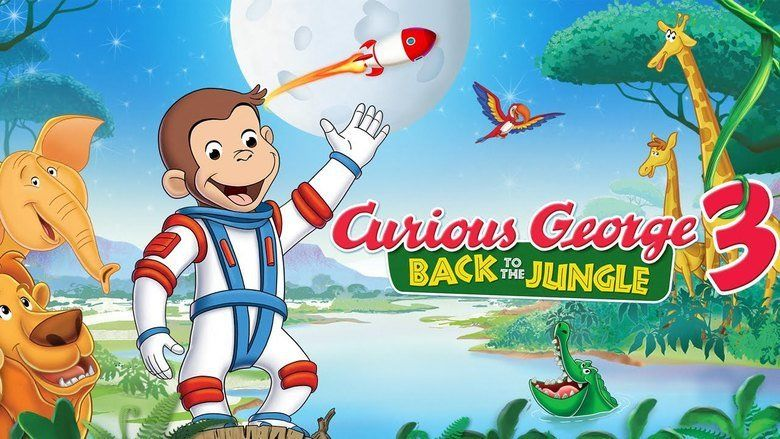 Curious George 3: Back to the Jungle movie scenes